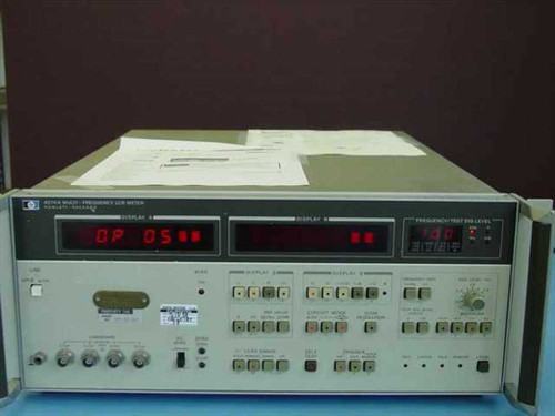 HP 4274A-002  Multi-Frequency LCR Meter