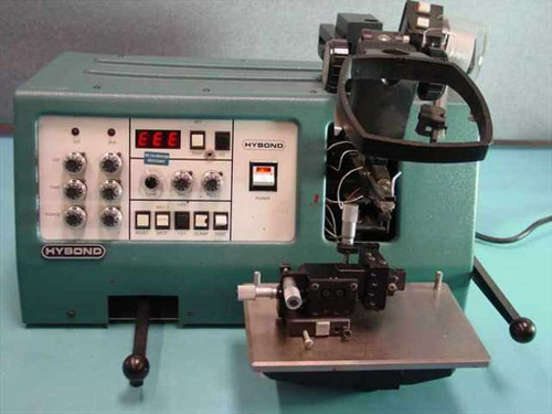 Hybond 572  Analogue Thermosonic/Ultrasonic Wedge Bonder