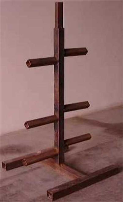 Plate Rack Rack  Free Weights Plate Rack