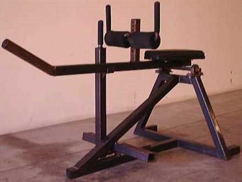 Power Master Calf Machine  Roman Chair (Calf)