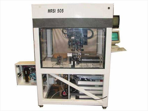 MRSI 505  Ultra-Precise Assembly Work Cell