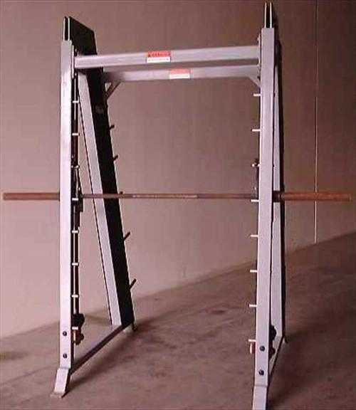 Body Master BE218  Multi Press Bent linear Bearing - Needs repair