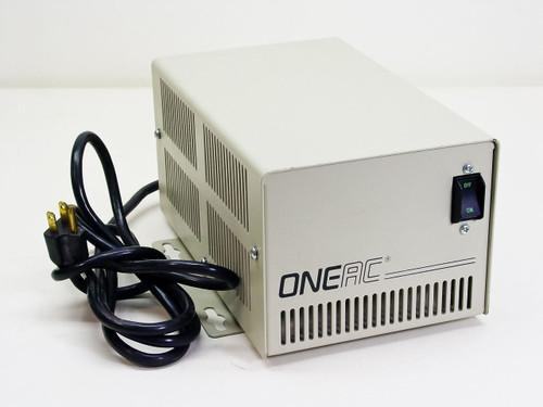 ONEAC  CP1107  Line Conditioner 750VA, 6.3 Amps, 60hz