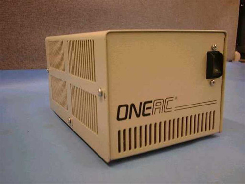 ONEAC CP1105  Line Conditioner 550VA, 4.6 Amps, 60hz