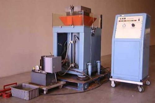 L A B SPA-24-400  Vibration Testing Environmental Drop Shock System