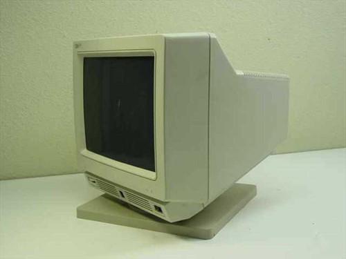 IBM 81X4511  3151 Infowindow Terminal (AMBER) Screen burn
