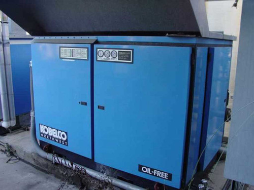 Compressors Various  Lot of Rotary Screw Compressors
