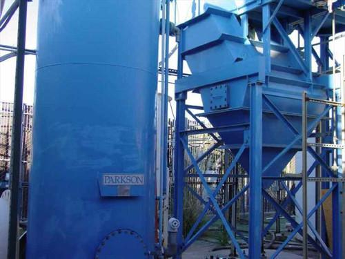 Parkson Dyna Sand Filter  Dyna Sand 19 SQ FT Sand Filtration System