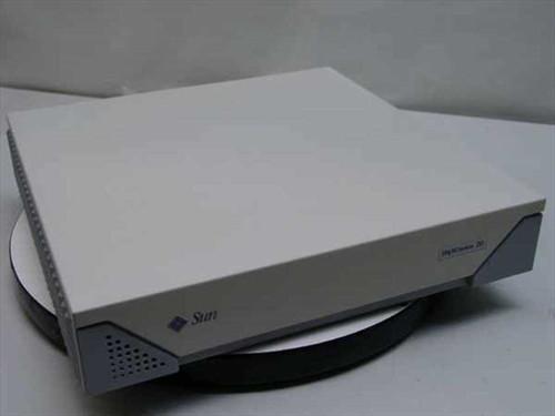 Sun Sparc 20  Sparc 20 Unix Server - No Floppy or CD-ROM Drive -