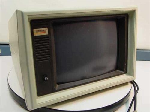 """Compaq 12CQM30  12"""" CGA Monitor P/N 1017145 - 12V 2A"""