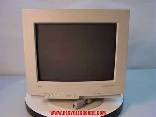 """NEC JC-1571VMA  15"""" 1024/768 Dos/Mac Monitor XV15"""""""