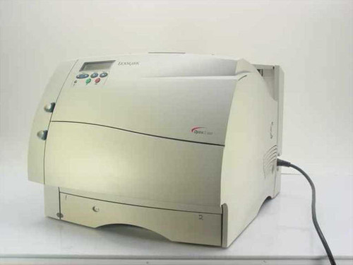Lexmark 4059-160  Optra S 1650 Laser Printer - Works Damaged LCD