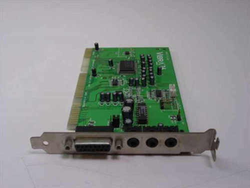 Creative Labs CT4180  Sound Blaster Vibra 16 ISA Sound Card
