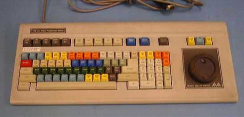Grass Valley Group VPE-141  Video Production Editor Keyboard