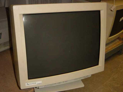 "Hitachi  HM-4821-D  21"" Monitor - Accuvue w/BNC"