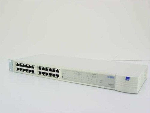 3COM 3C16406  Superstack II PS Hub 40 24 Port 1640-610-000