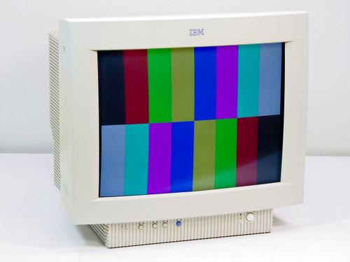 """IBM 6547-0AN  17"""" G74 SVGA Monitor NO BASE"""