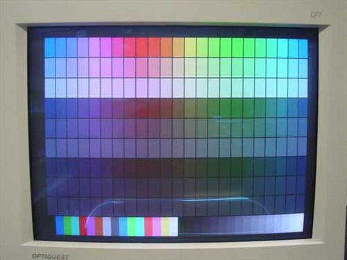 """Optiquest Q71  17"""" SVGA P/N VCDTS21467-3M"""