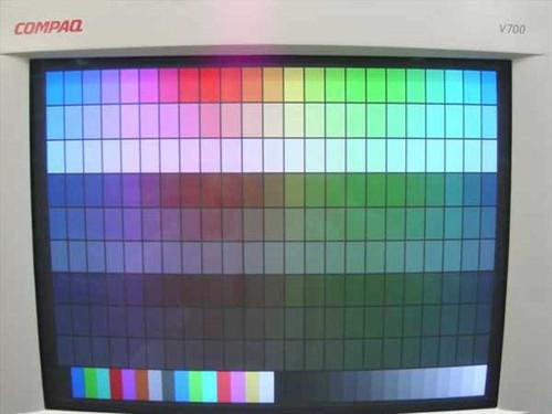 "Compaq V700  17"" SVGA Monitor 1600 x 1200 Spares 325800-001"