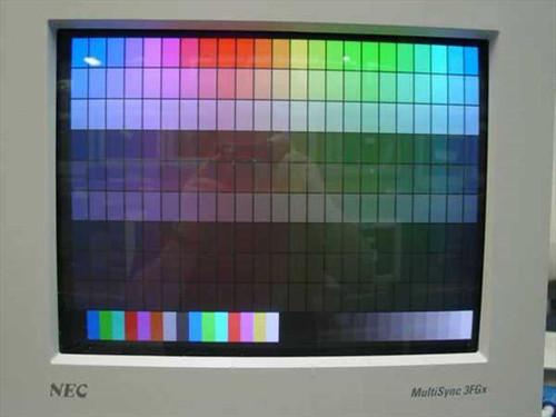 """NEC JC-1532VMA  15"""" SVGA Monitor Model 3FGX"""