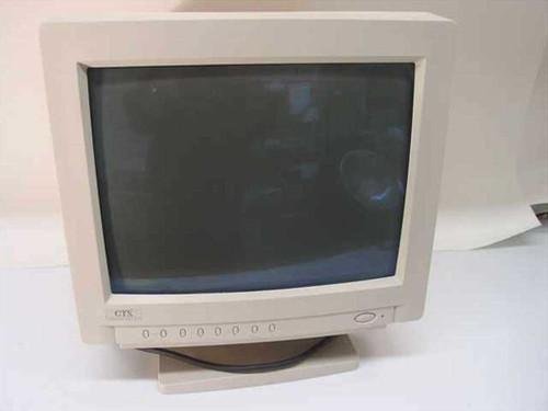 """CTX VL700  17"""" SVGA Monitor"""