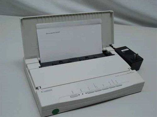 Canon BJ-10sx  Portable Bubble Jet Printer - Model K10068