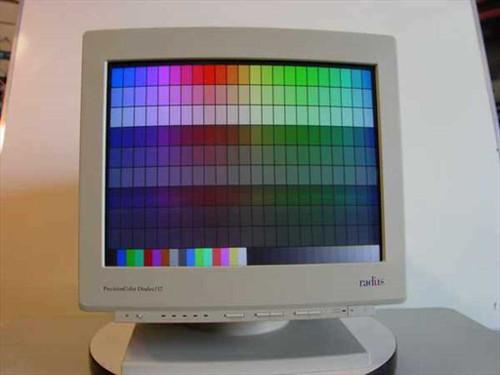 """Radius 0460  17"""" SVGA Monitor 5-BNC Input"""
