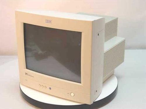 "IBM 6546-Q0N  15"" SVGA Microtouch Touchscreen G52 (NO BASE)"