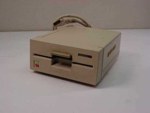 Apple A9M0104  IIe UniDisk 5.25 External Floppy