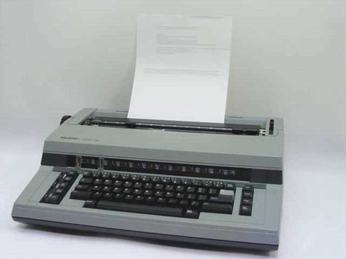 Swintec 1146CM  Electronic Typewriter - Serviced in Excellent Cond