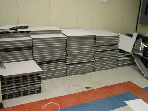 Flooring Computer Raised  Lot of Raised Computer Flooring
