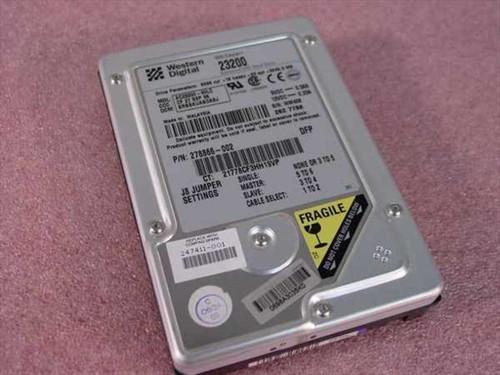 """Western Digital AC23200  3.2GB 3.5"""" IDE Hard Drive"""