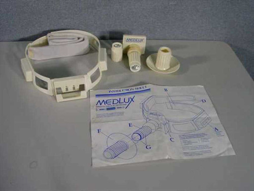 CDC Medlux  Wireless Surgical Headlamp System