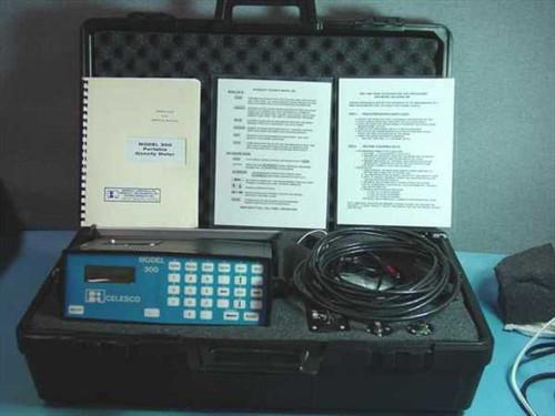 Telonic Berkeley 300  Portable Opacity Meter for Diesel Emissions Tests