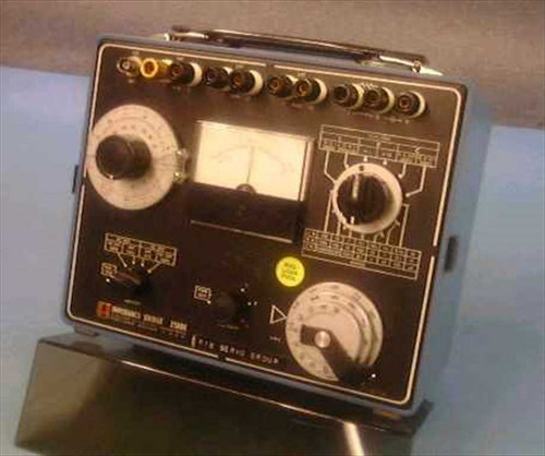 Electro Scientific Industries 250DE  Universal Impedance Bridge