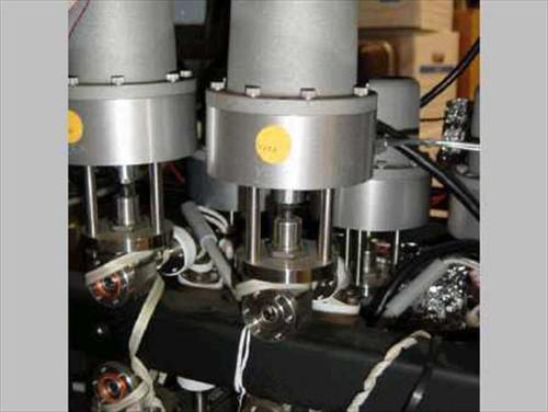 Nupro Valve  Stainless Steel Vacuum Valve