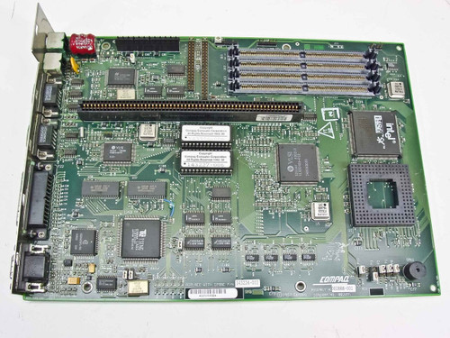 Compaq 143224-002  System Board for Prolinea 4/25s