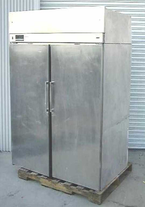 Glenco ALA-48-T  Guardian XL Stainless Steel Refrigerator