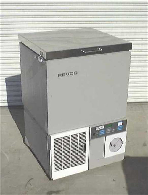 Revco ULT390-7-A12  3.1 CF -40 to -86 C Ultra-Low Chest Freezer