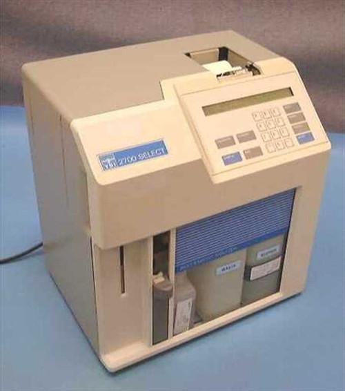 YSi 2700 D  Dual-Channel Select Biochemistry Analyzer