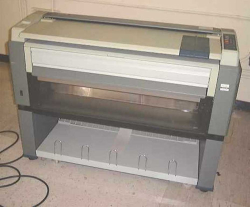 "OCE 7100  36"" Engineering Copier E Size KIP"