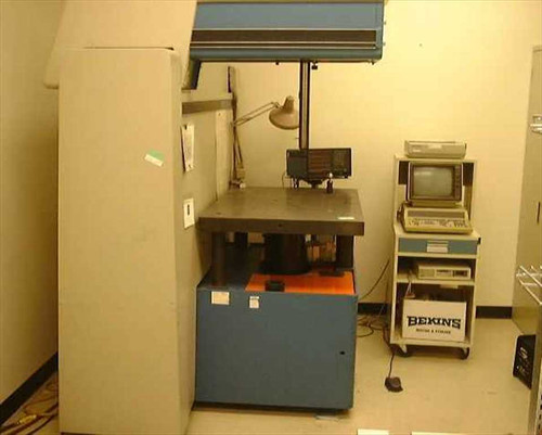 Cordax 1810  CMM Coordinate Measuring Machine X-Y-Z-W Axis