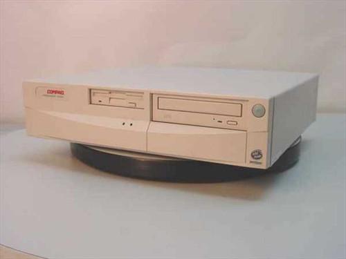 Compaq Presario 7222  P1 100MHz Intel Pentium Desktop Computer