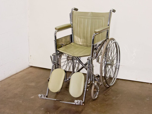 Will Ross Inc. Wilro  Folding Wheel Chair
