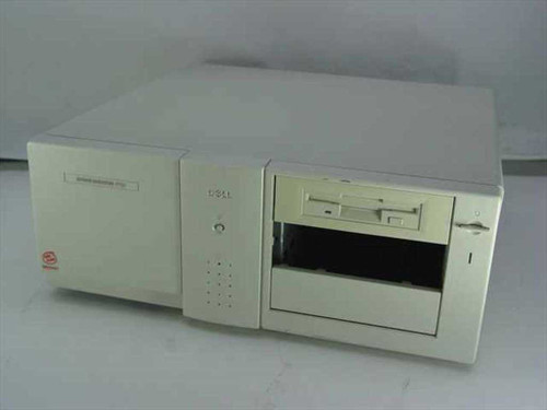 """Dell Dimension P75  Pentium 75 MHz Computer with 3.5"""" Floppy Disk Driv"""