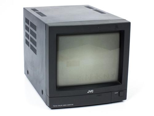 "JVC TM-9U(A) 9"" Commercial Color Video Monitor / Security TV BNC / RCA"