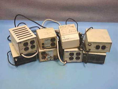 Generic Power Conditioners  Voltage Regulators / Line Conditioners - Lot of 8