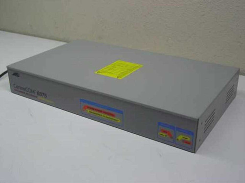 ATI AT-6875  CentreCom 6875 Ethernet/IEEE 802.3 Bridge w/SNMP M