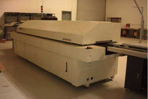 Vitronics  820A  SMT Reflow Oven 8 Heating and 2 Cooling Zones
