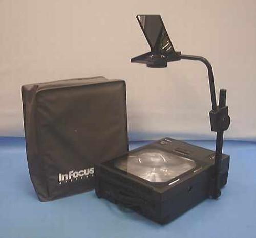 InFocus 410P  Overview 410P Portable Overhead Projector